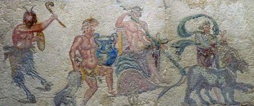 Triumpfzug des Dionysos